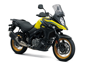 BS6 V-Strom 650XT ABS Launched at Rs 884,000 (ex-showroom Delhi)