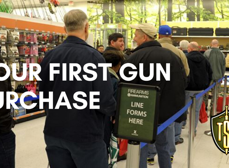 What You Should Consider for First Gun Purchase