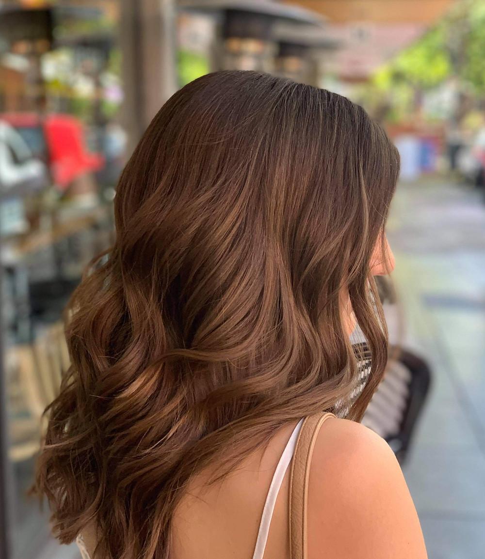 styled by Orenda hair Adelaide