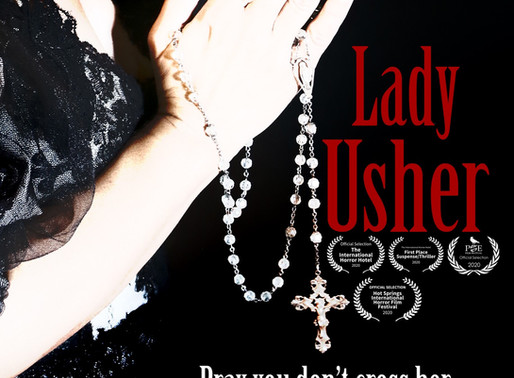 Lady Usher indie film review