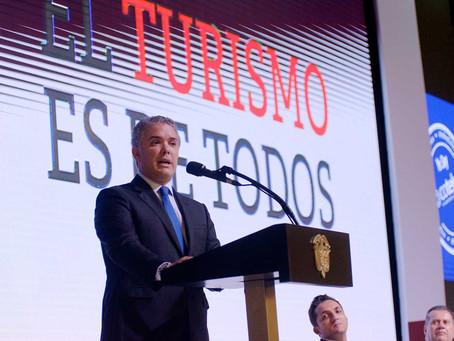 Presidente Iván Duque visita por primera vez  el departamento del Atlántico