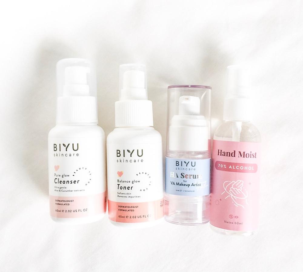 Review BIYU Skincare