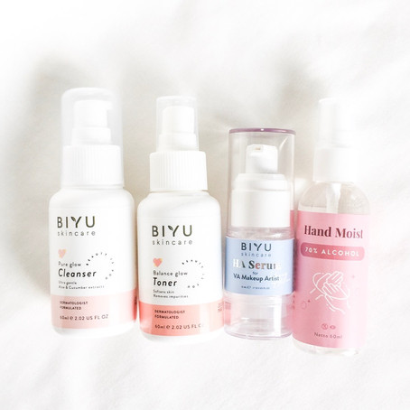 REVIEW: BIYU Skincare
