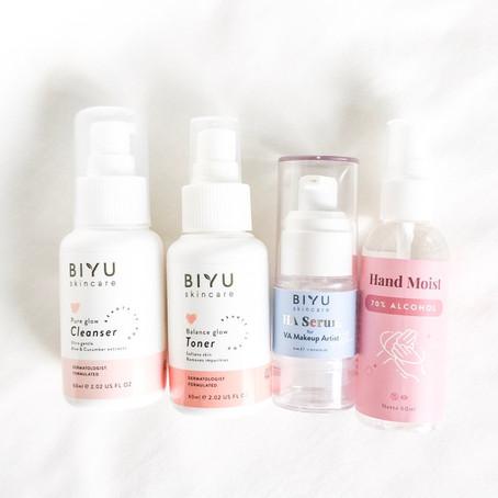 REVIEW: BIYU Skincare