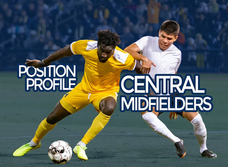 POSITION PROFILE: Central Midfielders