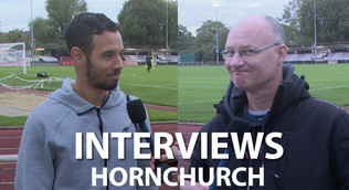 Interviews - Hornchurch