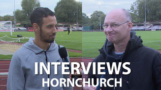 Interviews - Hornchurch
