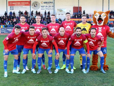 El Villarrobledo no tiene opción ante el San Fernando