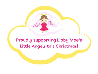 Libby Mae's Little Angels Christmas Campaign