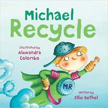 """Michael Recycle"" Book cover"