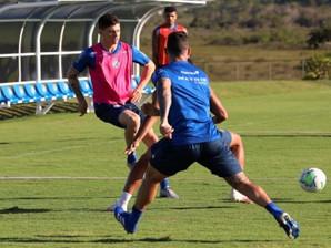Sul-Americana: Bahia conta com reforços nos dois últimos treinos antes da partida contra o Unión