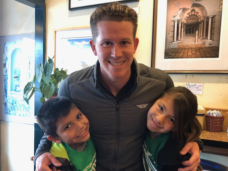 BOYS & GIRLS CLUBS OF SILICON VALLEY BIDS FAREWELL TO MAX DUGANNE