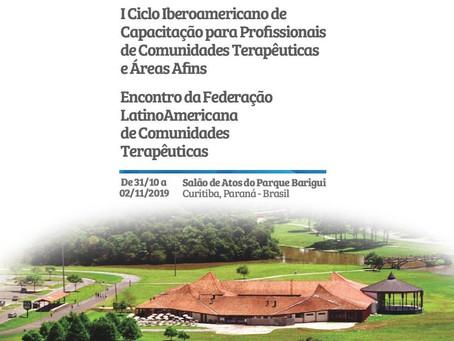 5º Congresso Brasileira de Comunidades Terapêuticas será realizado em Curitiba