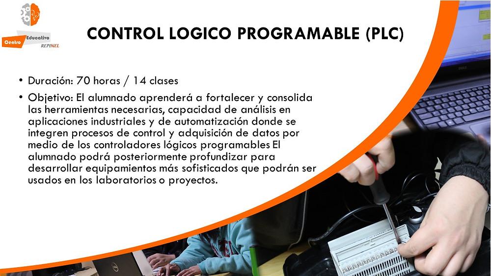 Curso de control logico programable