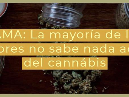 JAMA: La mayoría de los doctores no sabe nada acerca del cannabis