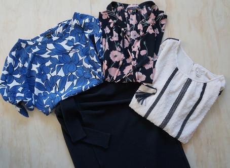 A Knit Kensington Skirt
