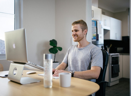 Posture Tips for Working From Home