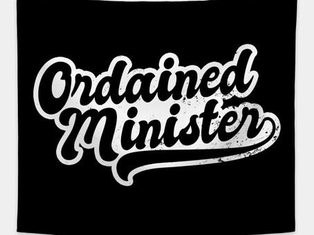 What is distinctive about Ordained Ministry?