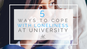 5 ways to cope with loneliness at university