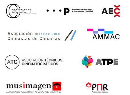 Nos sumamos a la Agrupación de Asociaciones del Audiovisual