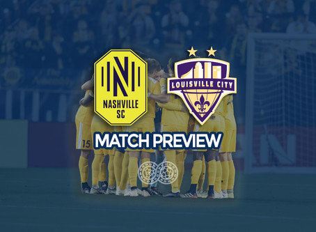 Preview: Nashville SC v Louisville City FC