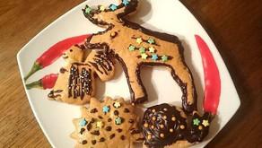 Vánoční perníčky recept