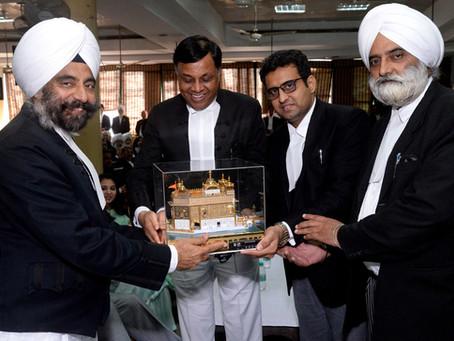 Punjab and Haryana High Court Bar Association, bid farewell to Hon'ble Mr. Justice M.M.S. Bedi