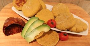 Sweet Potato Pitas! SWEET!!!!