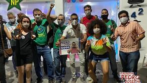 Movimento Nova Pátria declara apoio a candidatura de Pedro Josephi em Recife