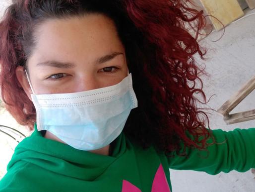 Ελπίδα Γάδ: η καραντίνα στη Σύρο έχει άλλη χάρη