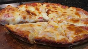 Perfect Sourdough Pizza Crust