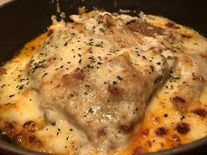 Venison Lasagna