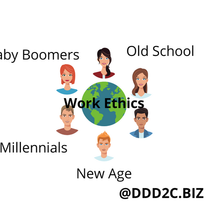 The New-Age Work Ethic