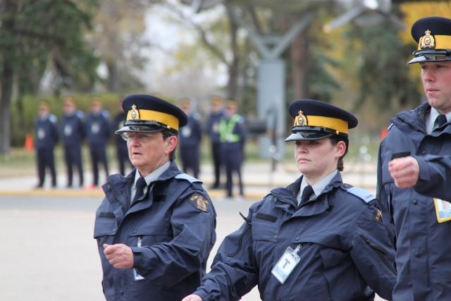 Парада на Кралската Канадска Униформирана Полиција