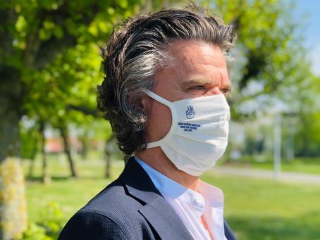 Share the Passion lanceert eco friendly mondmaskers!