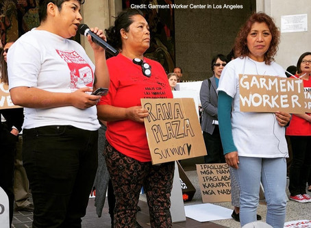 Live-Blog on Coronavirus Impact on Garment Workers