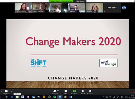 Een vliegende start met Change Makers 2020