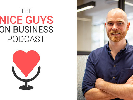 Podcast: Andrew Cameron on The Nice Guys on Business