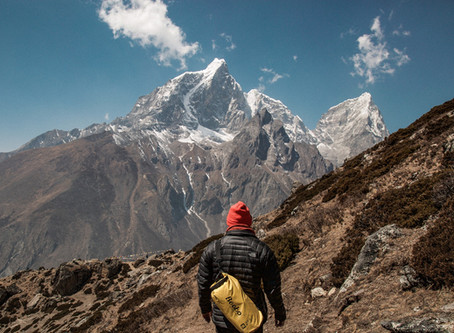 Travelling Off the Beaten Track: What is Your Footprint?
