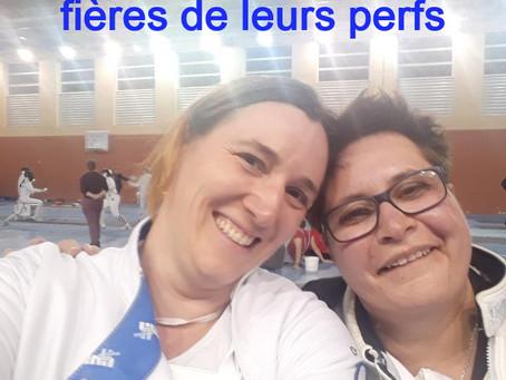 CHAMPIONNAT DE FRANCE ENTREPRISE SENIOR 2019 ROMANS SUR ISÈRE