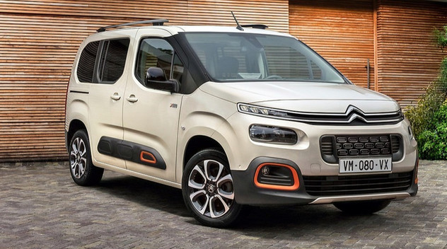 Une version hybride pour le Citroën Berlingo