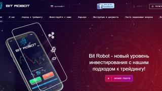 Bit Robot- новый долгосрочный проект в портфеле с доходностью от 14% до 30% в месяц