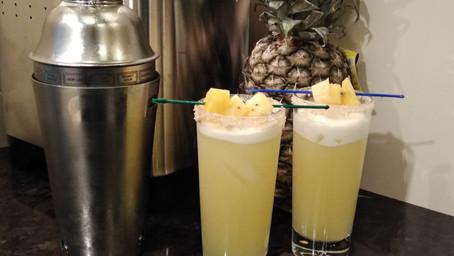 The Grumpy Dingo Radio Pineapple Tequila Cocktail