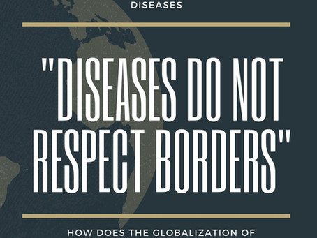 Globalization of Cholera in 19th Century: An Economic Analysis