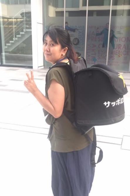羽田バルを運営する、株式会社大鵬の代表・大屋幸子さん