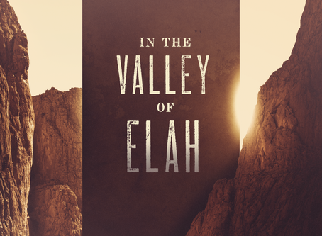 In the Valley of Elah--Lesson 1--How Do We Face Our Battles?