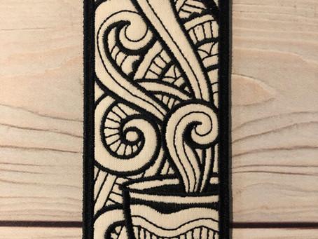 Zen Coffee Bookmark