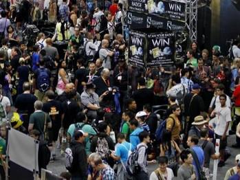 Muslims mistake SD Comic Con as heaven due to abundance of virgins.