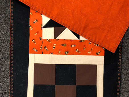 Candy Corn - Table Runner