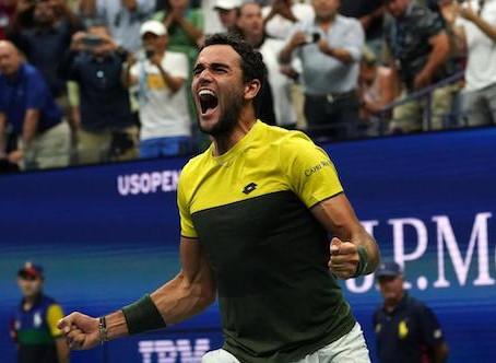 Τένις | US Open: Ο Berrettini στα ημιτελικά